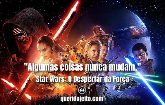 Frases Star Wars: O Despertar da Força, Frases Rey, Frases Finn, Frases Filme Star Wars,