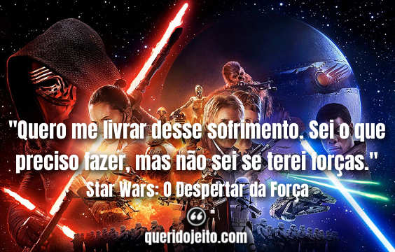 Frases Star Wars: O Despertar da Força facebook, Frases Poe Dameron, Frases Luke Skywalker, Status Star Wars Filme,