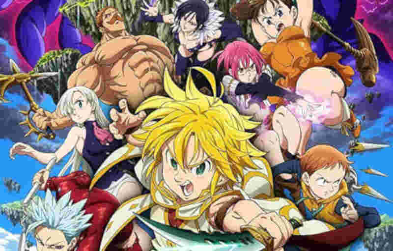 Frases do Filme Nanatsu no Taizai: Prisioneiros do Céu