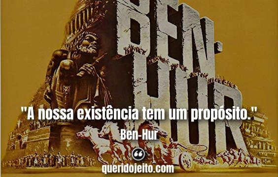Frases Ben-Hur, Frases Judas Ben-Hur, Citações Ben-Hur, Filme Ben-Hur,