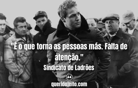 Frases Sindicato de Ladrões tumblr, Frases Father Barry, Frases Marlon Brando, Filme Sindicato de Ladrões,