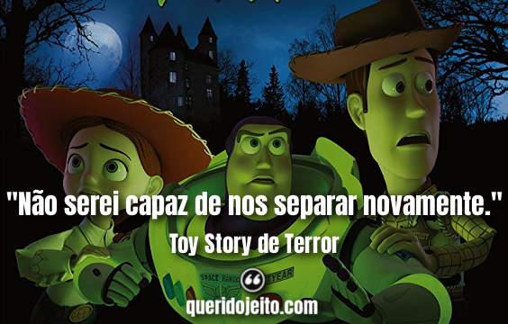 Frases Toy Story de Terror tumblr, Frases Jesse, Filme Toy Story de Terror,