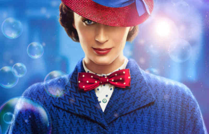 Frases do Filme O Retorno de Mary Poppins