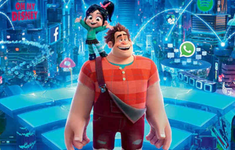 Frases do Filme WiFi Ralph: Quebrando a Internet