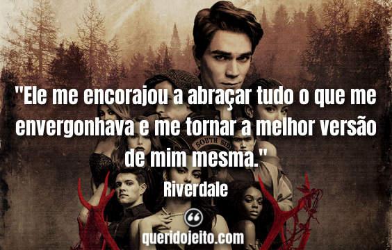 Frases de Riverdale 3 para compartilhar