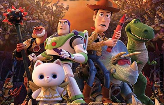 Frases do Filme Toy Story - Esquecidos pelo Tempo