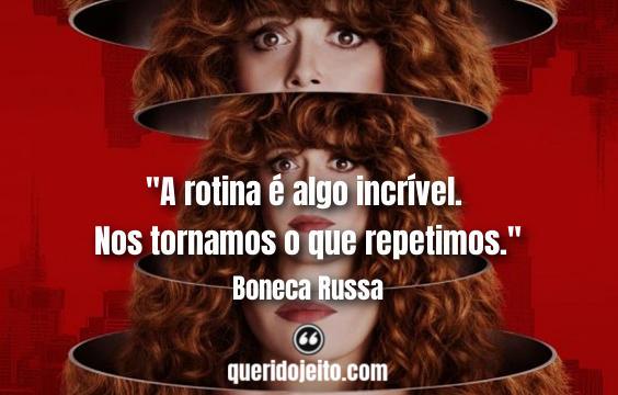 Boneca Russa Frases.