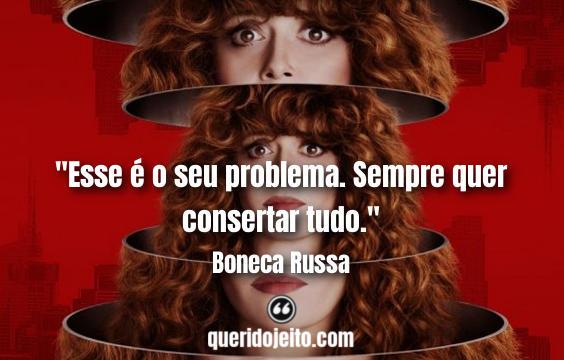 Frases Boneca Russa tumblr, Frases Nadia.