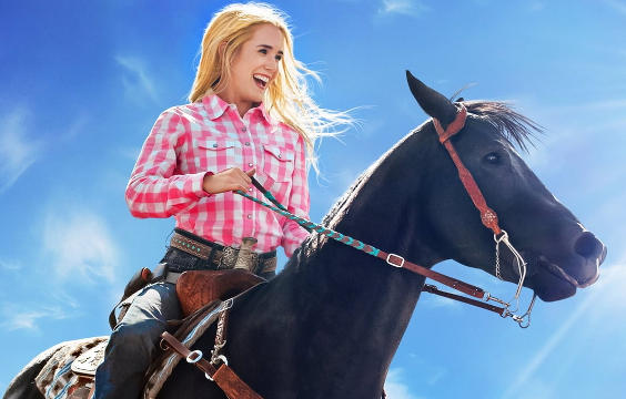 Frases do Filme Andar Montar Rodeio - A Virada de Amberley