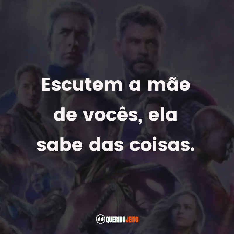 Frases Steve Rogers Vingadores Ultimato