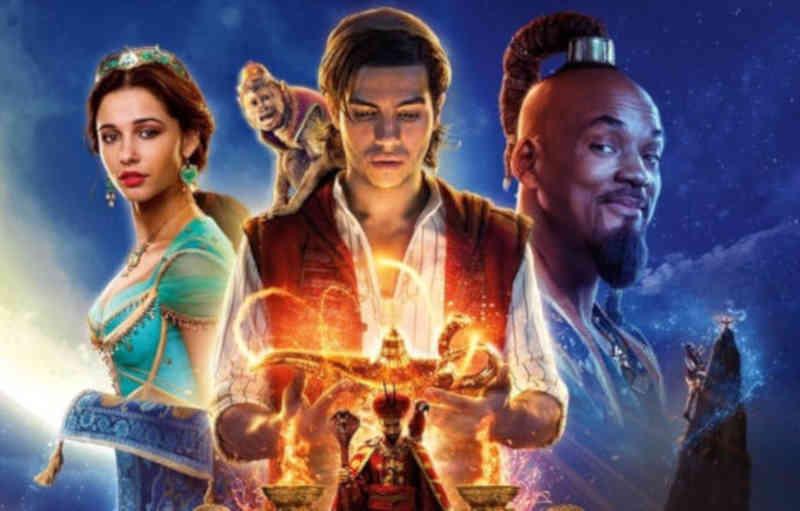 Frases do Filme Aladdin 2019