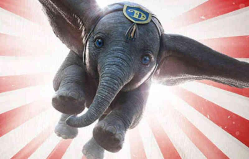 Frases do Filme Dumbo 2019