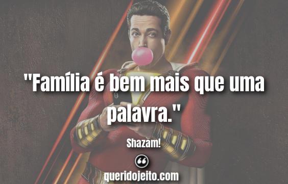 Frases Shazam 2019, Frases Mago.