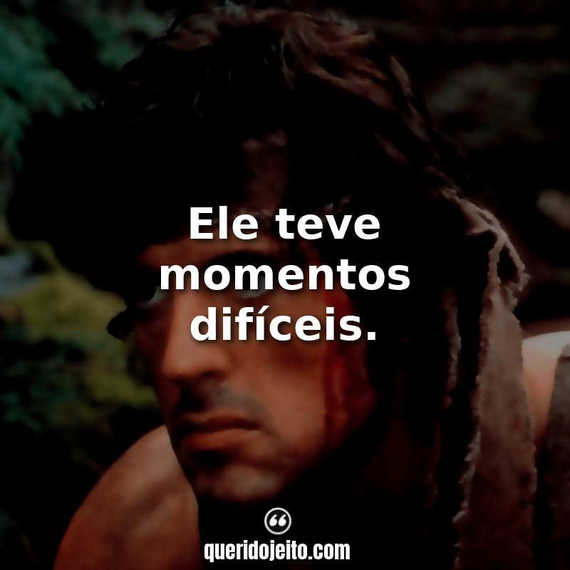 Frases Filme do Rambo