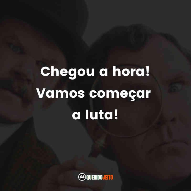 Mensagens de Holmes & Watson