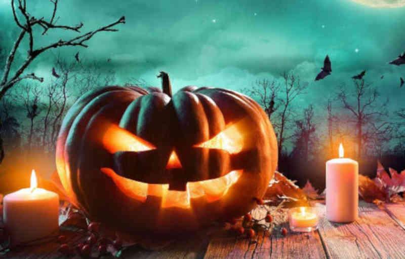 Frases de Halloween para o Dia das Bruxas