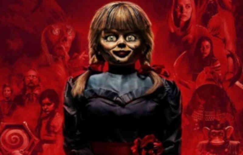 Frases do Filme Annabelle 3 De Volta para Casa