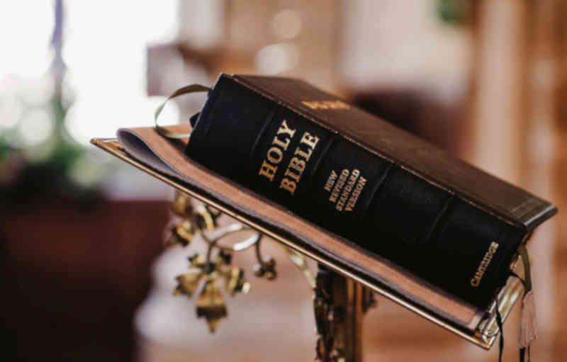 Frases da Bíblia