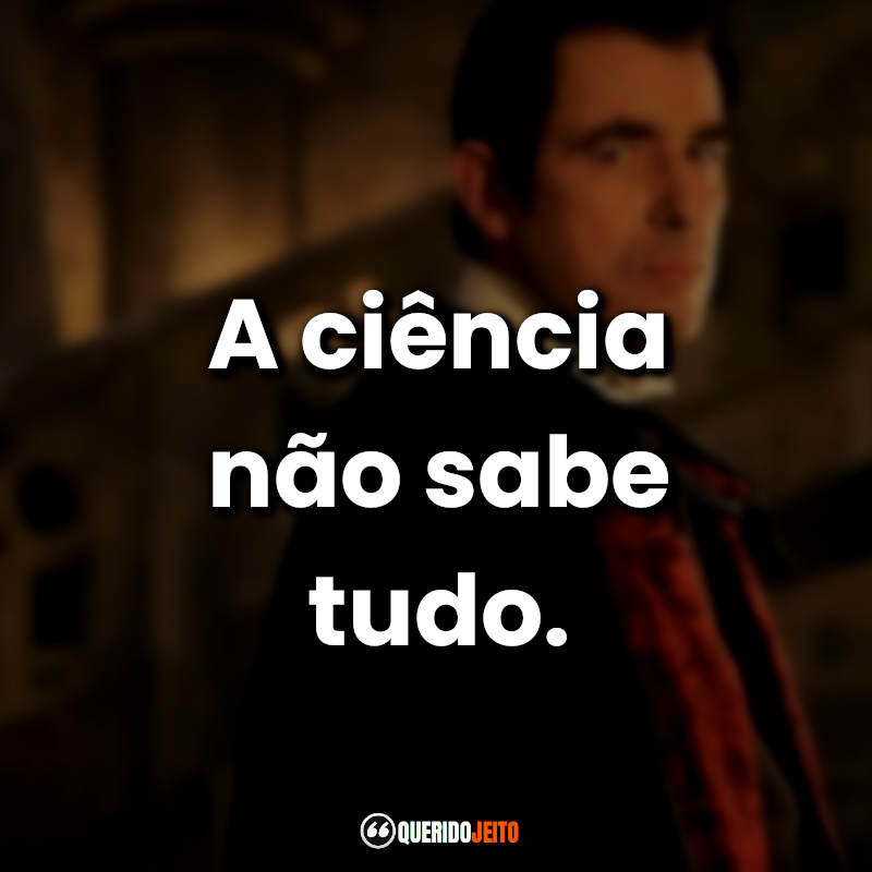 Frases do Drácula.