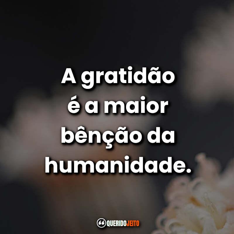 Frases de Gratidão a Deus.