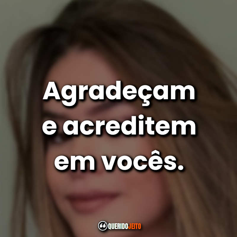 Frases Maisa Silva.
