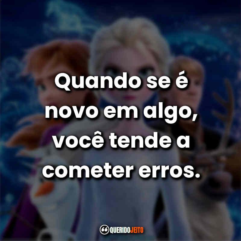 Frases Elsa Frozen 2