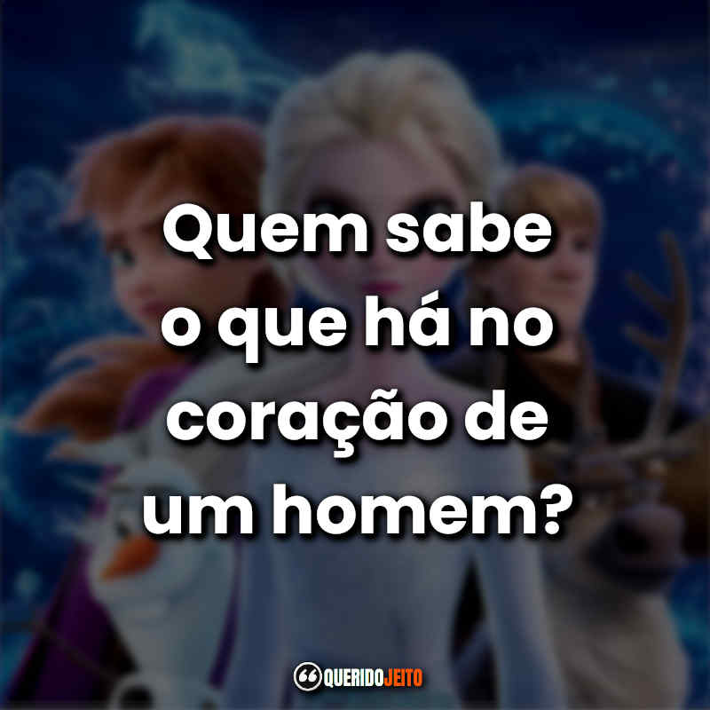 Frases Olaf Frozen 2