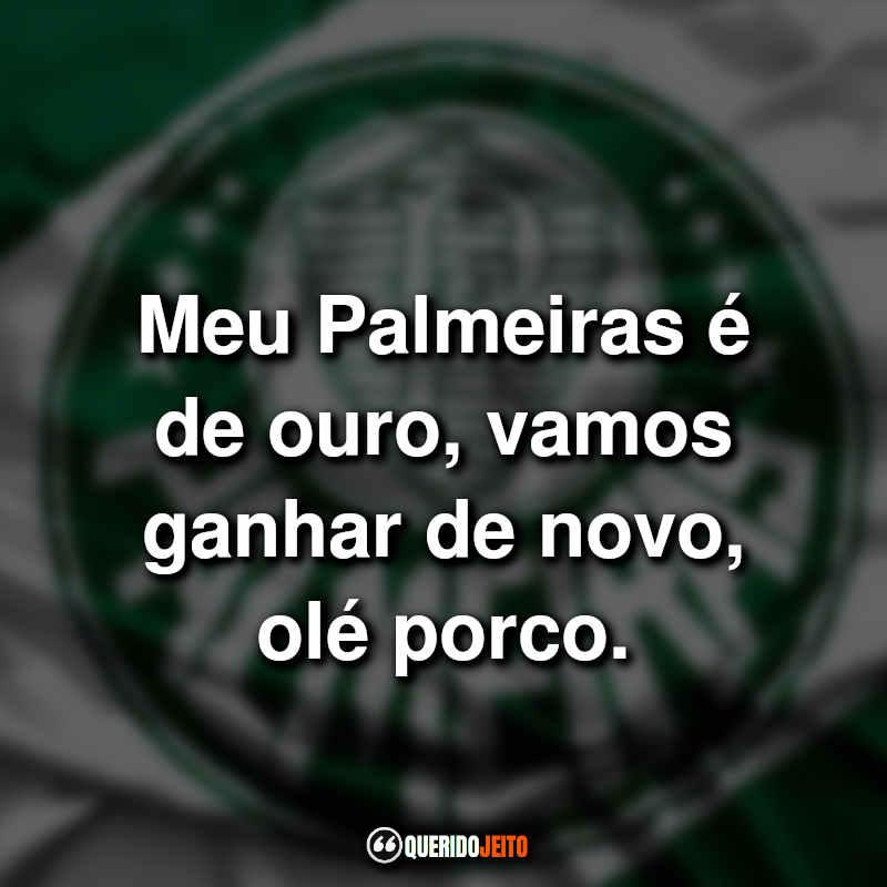 Frases do Palmeiras para Facebook.