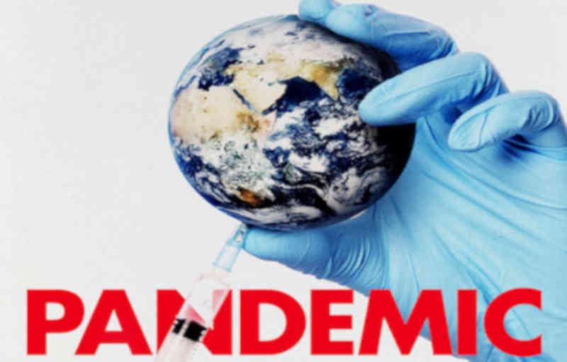 Frases da Série Pandemia