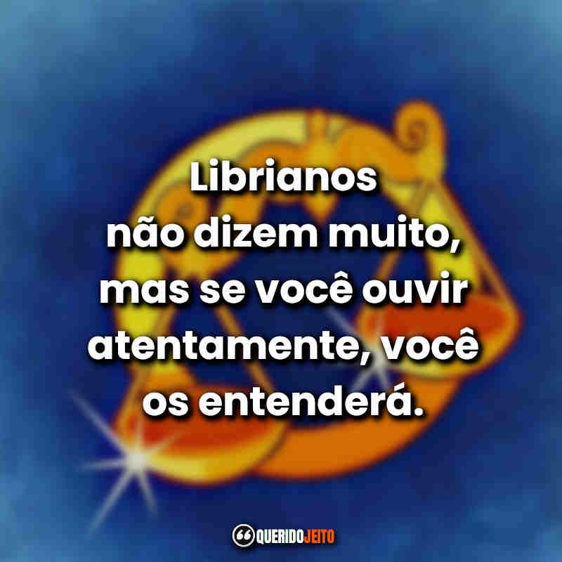Frases Libra Signos.