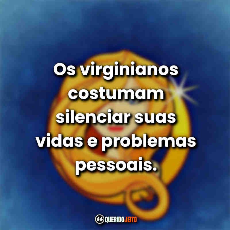 Frases Virgem Signos Tumblr.