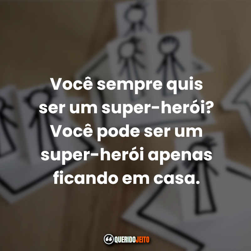 Frases Quarentena Tumblr.
