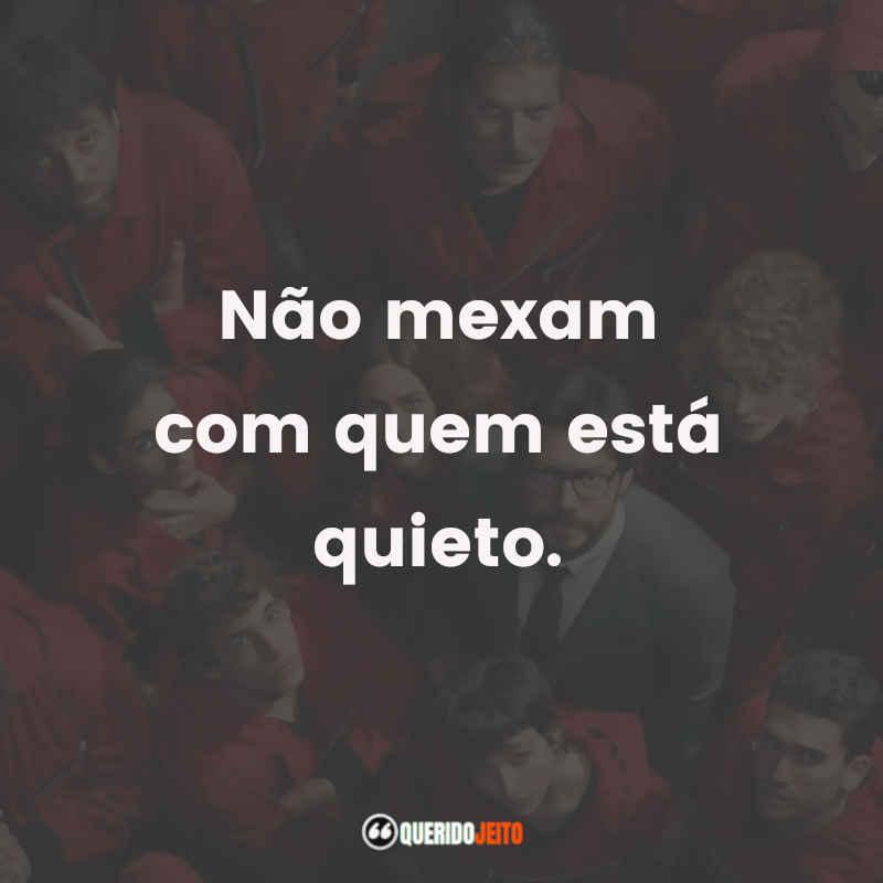 Frases Rio La Casa de Papel Parte 4