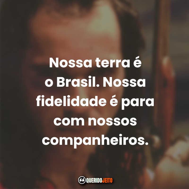 Frases do Tiradentes.