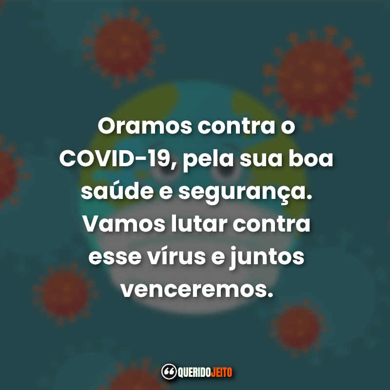 Frases Coronavírus Positivas.