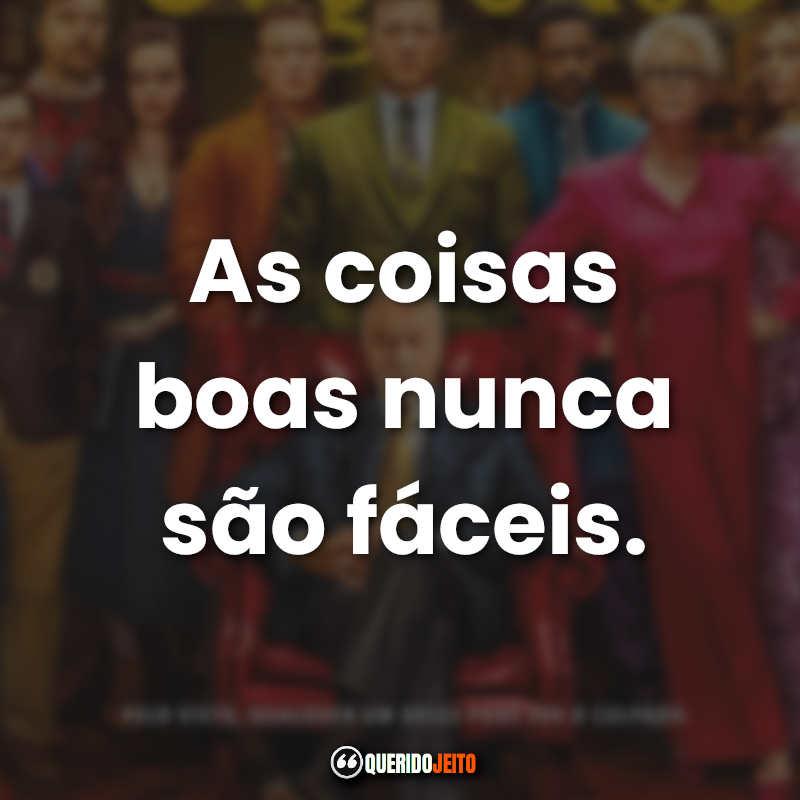 Entre Facas e Segredos Frases.