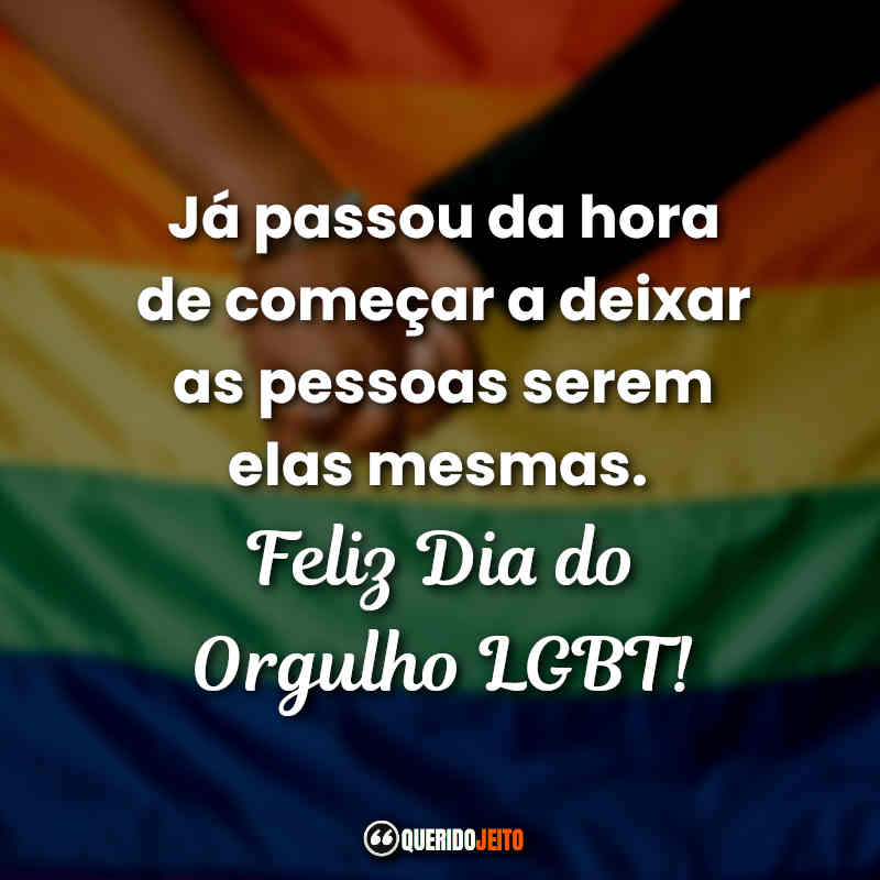 Dia do Orgulho LGBT Tumblr.