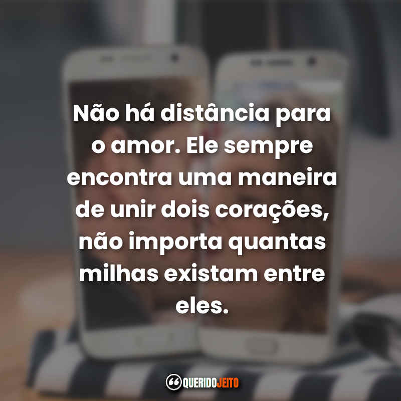 Frase para Foto Amor.