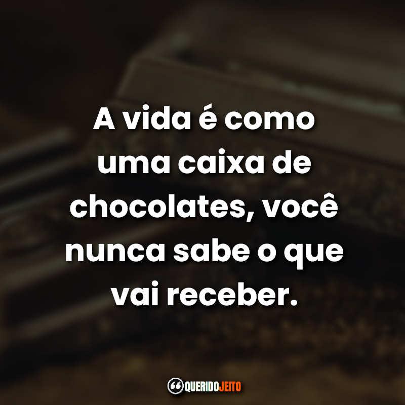 Frases de chocolate Tumblr.