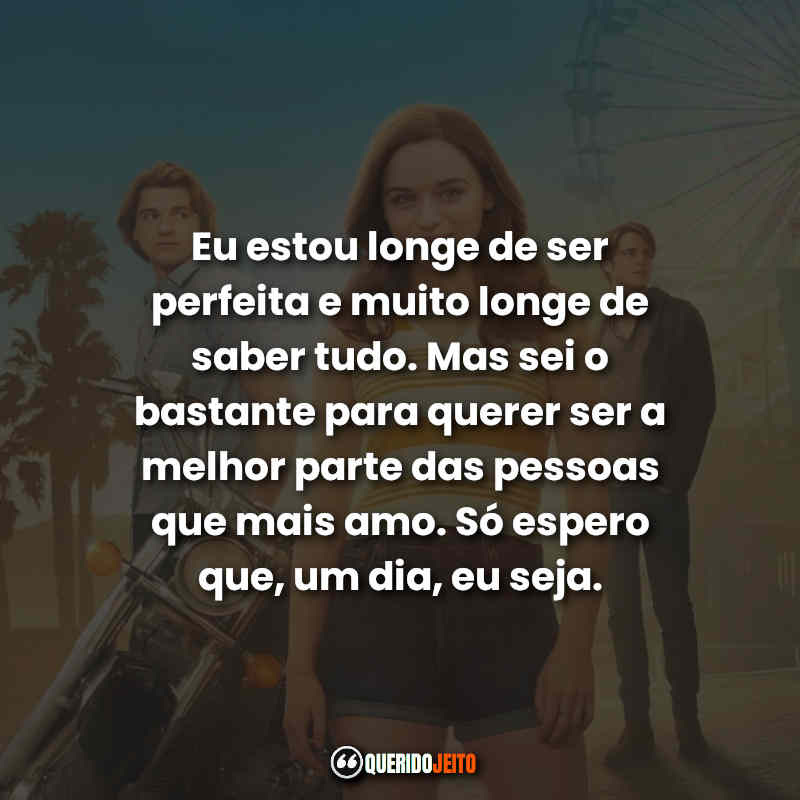 The Kissing Booth 2 Frase FIlmes.