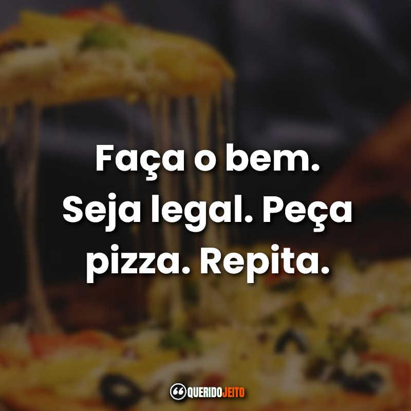 Frases Pizza.