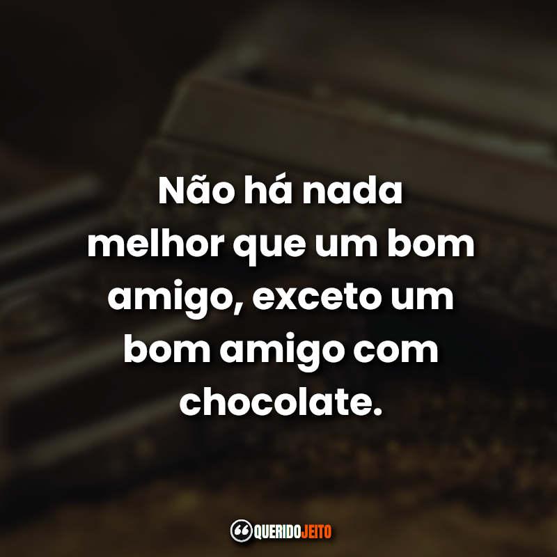 Frases Chocolatras.