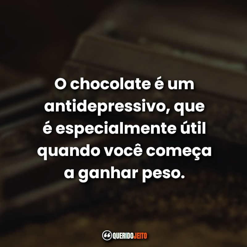 Mensagem Dia do Chocolates.