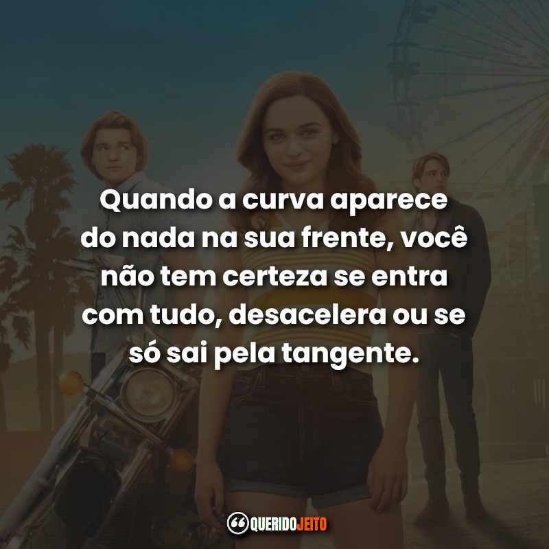 Frases Elle A Barraca do Beijo 2.