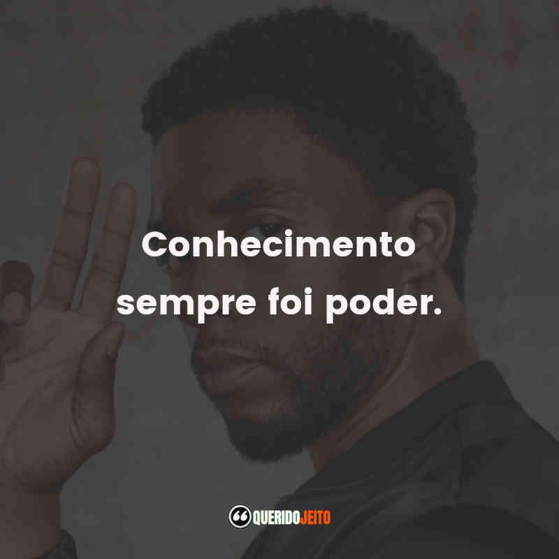 Frases de Chadwick Boseman