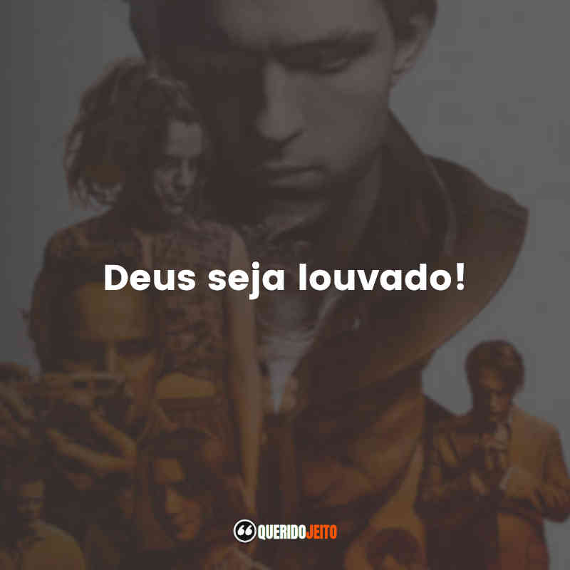 The Devil All The Time Frases