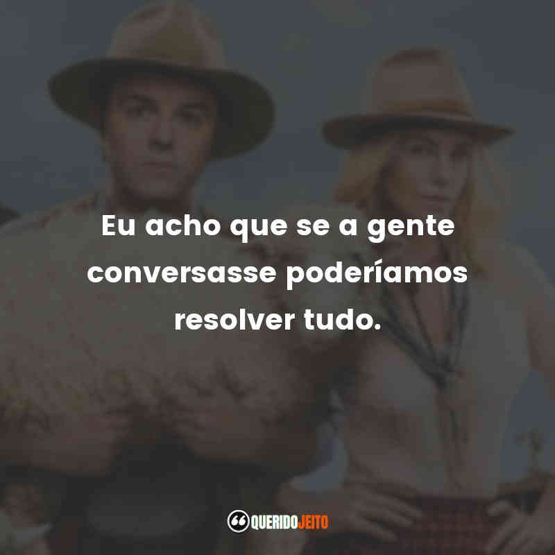 Frases do A Million Ways to Die in the West