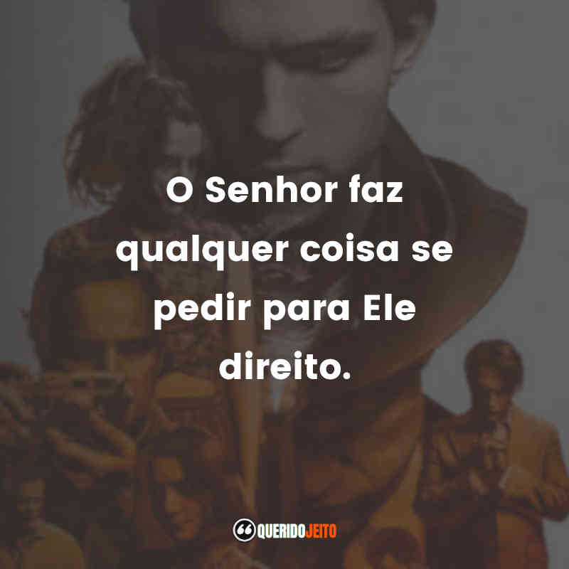 Frases do Arvin Russell