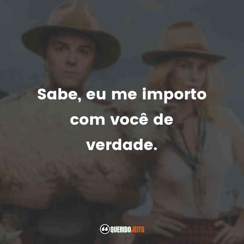 Frases A Million Ways to Die in the West Frases