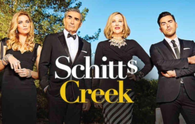 Frases da Série Schitt's Creek
